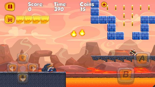 Super Jaber Adventure Shooter apk screenshot