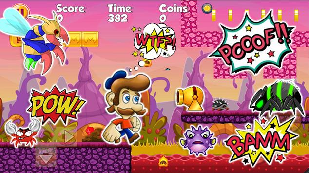 Super Jaber Adventure World apk screenshot