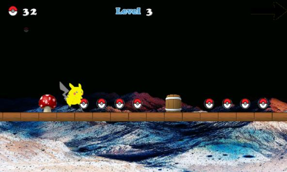 Super Pikachu Go Adventure screenshot 3