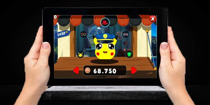 Super Pikachu Jump screenshot 2