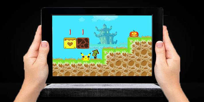 Super Pikachu Jump screenshot 6