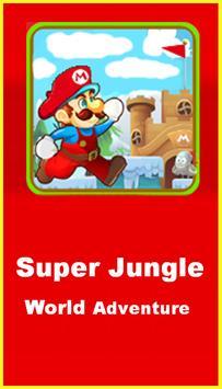 Super Jungle World Adventure poster