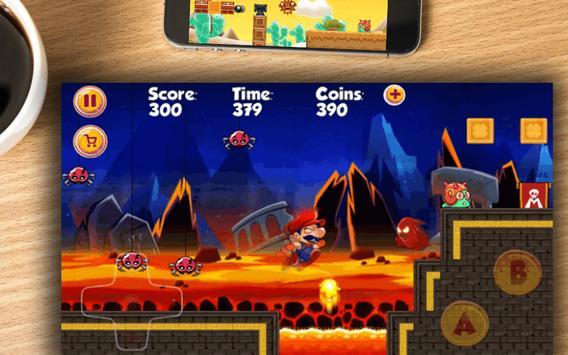 Super Jungle World Adventure apk screenshot