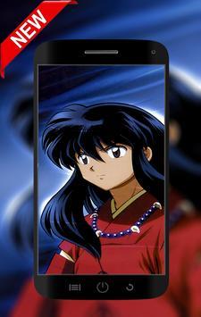 Inuyasha Kagome Wallpapers  HD apk screenshot