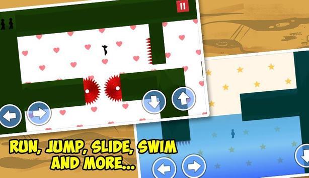 Stickman Vex - New Vector Man Adventure screenshot 2