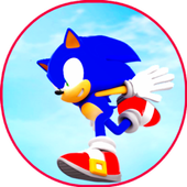 super sonic runner dash icon