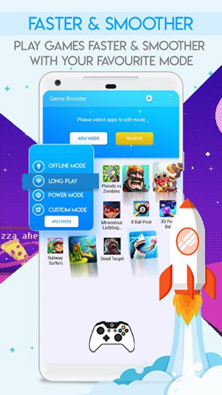 Game Booster Play Speed Games Faster Pro 2019 For Android Apk