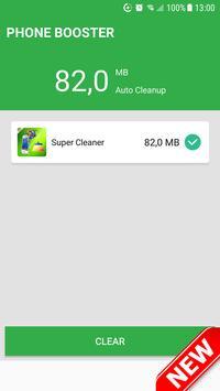 Super Cleaner 2017 Free 360 apk screenshot