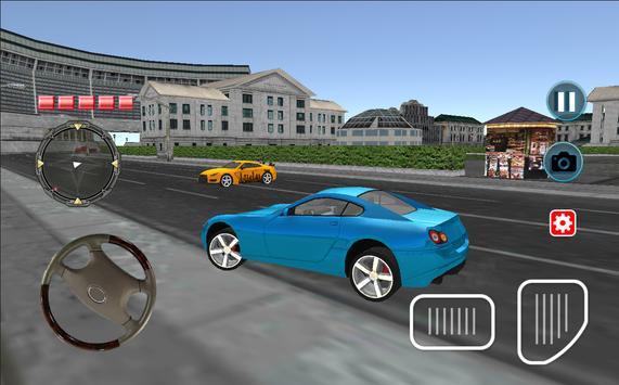 Multi Story City Car Parking apk screenshot