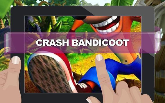 Crash Adventure poster