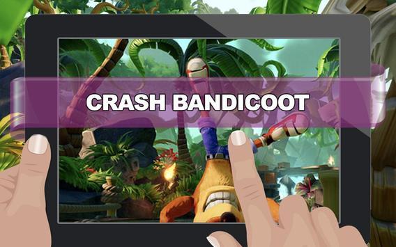Crash Adventure screenshot 1