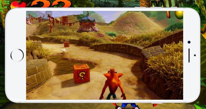 Adventure of Bandicoot Crash 3 screenshot 1