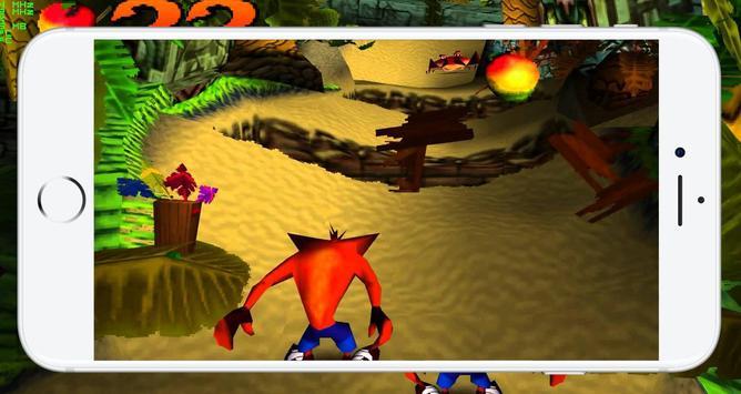 Adventure of Bandicoot Crash 3 screenshot 2