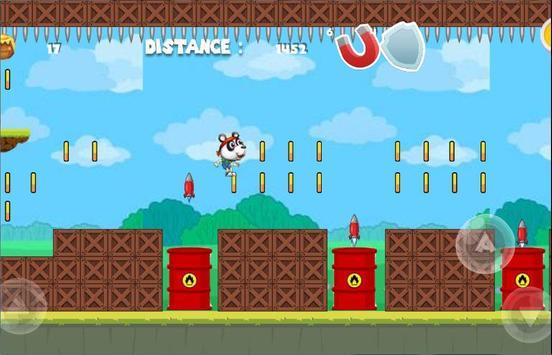 Super Bear Adventure screenshot 5