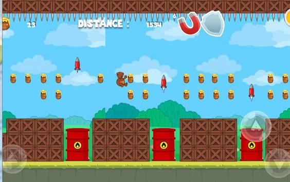 Super Bear Adventure screenshot 1