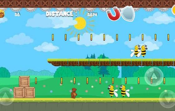 Super Bear Adventure screenshot 2