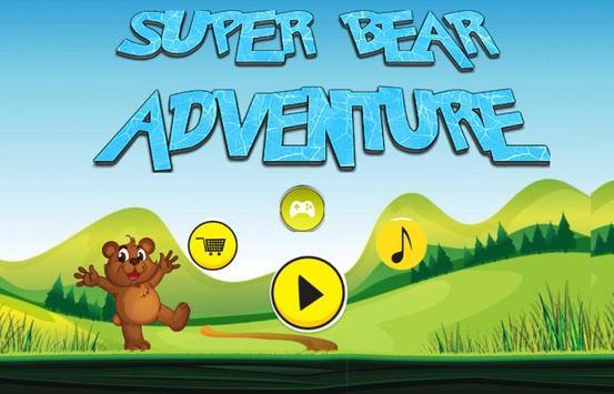 Super Bear Adventure screenshot 3