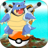 super Blastoise game icon