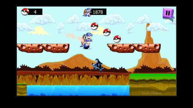 super Blastoise game apk screenshot
