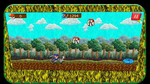 Super Greninja run screenshot 5