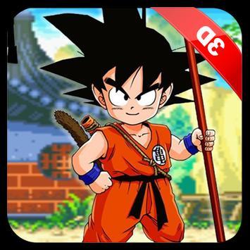 Goku Fighting - Advanced Adventure screenshot 1