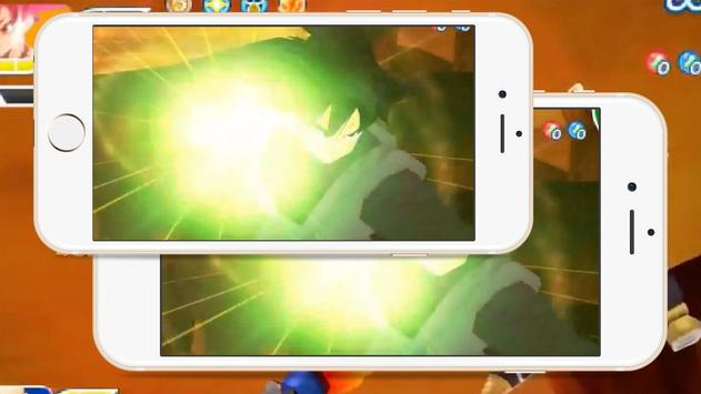 Budokai Tenkaichi 3 Fusion apk imagem de tela