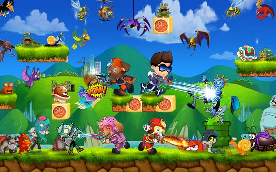Super Paw Knights Warrior screenshot 3