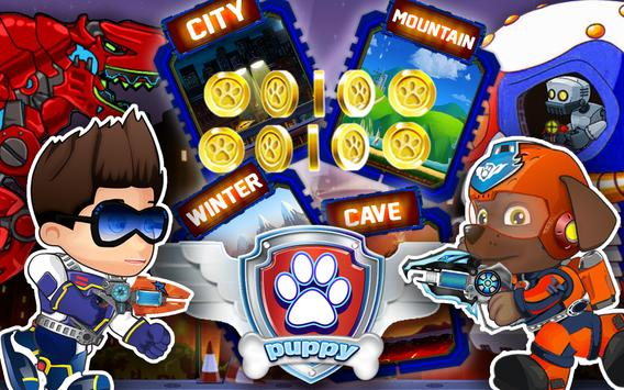Super Paw Knights Warrior screenshot 1