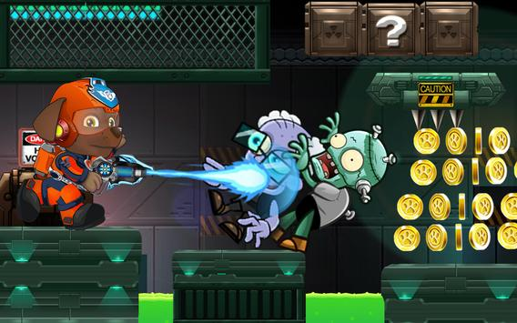Super Paw Knights Warrior screenshot 7