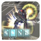 Robotic War: Transformers icon
