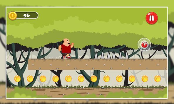 Super Motu Running game poster