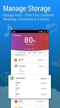 Super Fast Cleaner: Booster and Applock screenshot 4