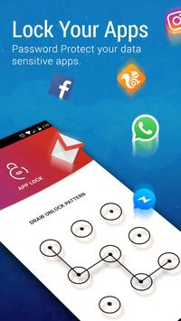 Super Fast Cleaner: Booster and Applock screenshot 2
