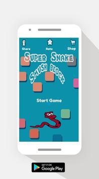 Super Snake vs Blocks screenshot 1