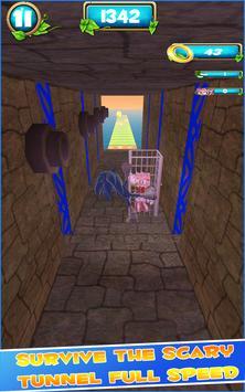 Super Sonic games : subway adventure of temple 3D screenshot 13