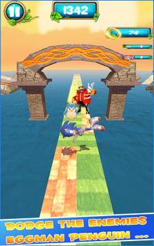 Super Sonic games : subway adventure of temple 3D screenshot 4