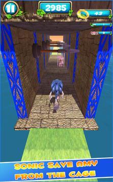 Super Sonic games : subway adventure of temple 3D screenshot 9