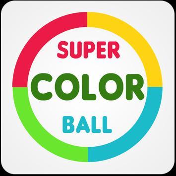 Super Color Ball poster