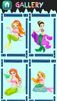 Mermaid Coloring Book apk screenshot