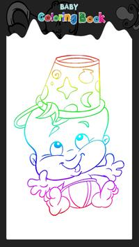 Baby Coloring Book apk screenshot