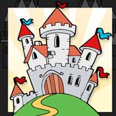 Castle Coloring Book icon