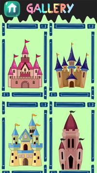 Castle Coloring Book screenshot 15