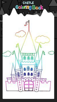Castle Coloring Book screenshot 8