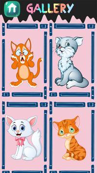 Cat Coloring Book apk screenshot