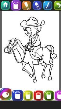 Coloring Book For Boys screenshot 3