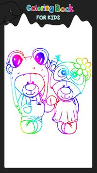 Coloring Book For Kids poster