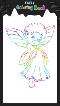 Fairy Coloring Book poster
