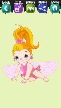 Fairy Coloring Book apk screenshot