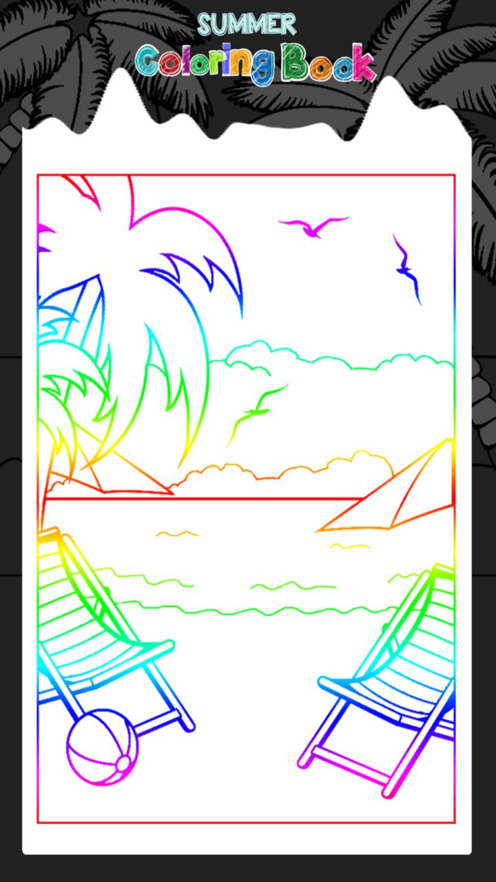 Summer Coloring Book For Android Apk Download