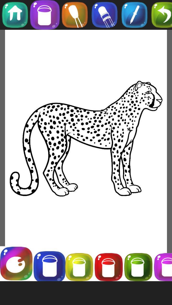 Animais Zoologico Colorir Para Android Apk Baixar